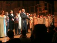 'Hamilton' Cast Wags Collective Finger at Pence