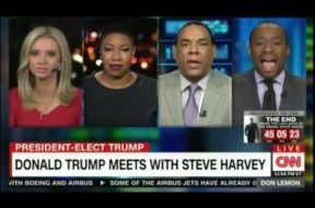 "Marc Lamont Hill: ""Mediocre Negroes Being Dragged In Front Of TV As Photo-Op For Trump"""