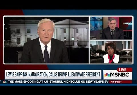 """Maxine Waters: If There Was """"Collusion"""" With Russia, Trump Committed Impeachable Offense"""