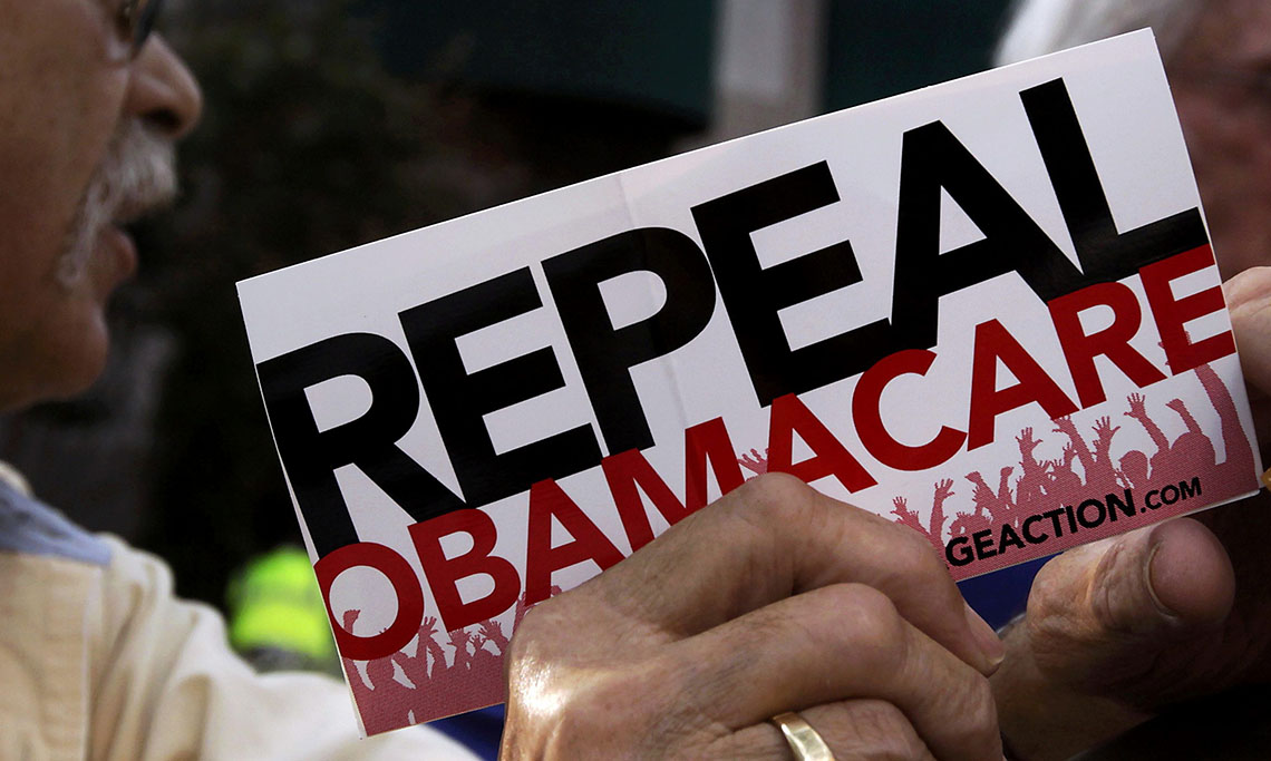 Repeal Obamacare and Replace It with What?