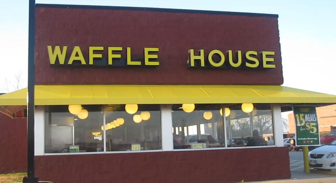 Waffle House Waitress Loses Her Job After Firing a Gun at Attempted Robbers