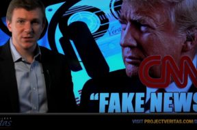 James O'Keefe Talks About His Latest Target: The Media