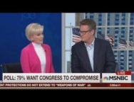 MSNBC's Mika Brzezinsk Claims Media's Job is to Control What People Think