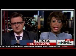 """Rep. Maxine Waters on Trump Cabinet: """"A Bunch of Scumbags"""""""
