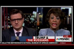 "Rep. Maxine Waters on Trump Cabinet: ""A Bunch of Scumbags"""