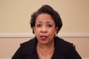 Former AG Loretta Lynch Calls for More Marching, Blood, and Death