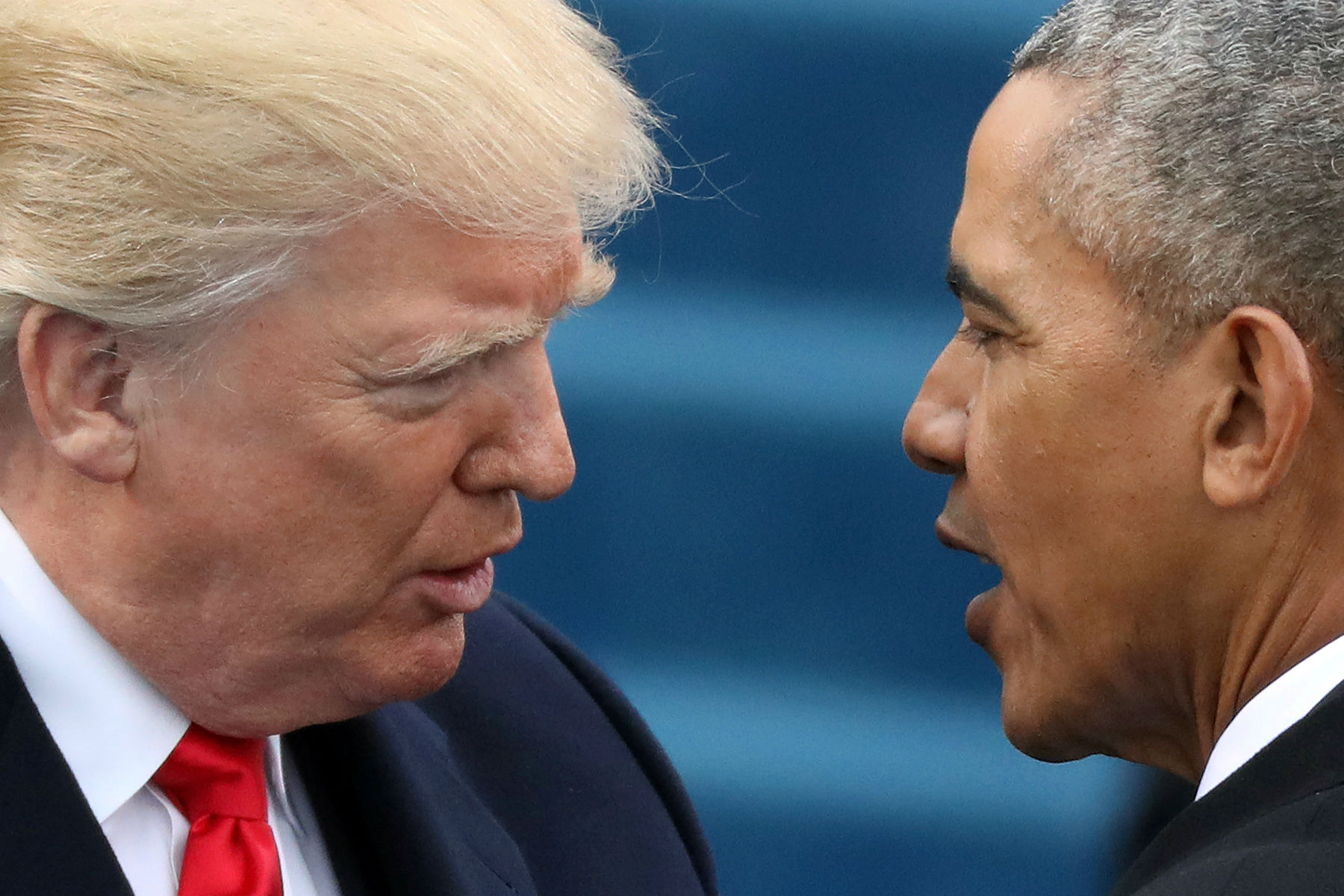 "Trump Goes All-In: ""Obama Wiretapped Me"""