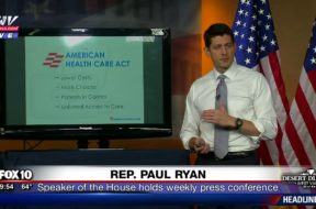 "Paul Ryan PowerPoint Presentation: ""This Is The Closest We Will Ever Get"" To Obamacare Repeal"