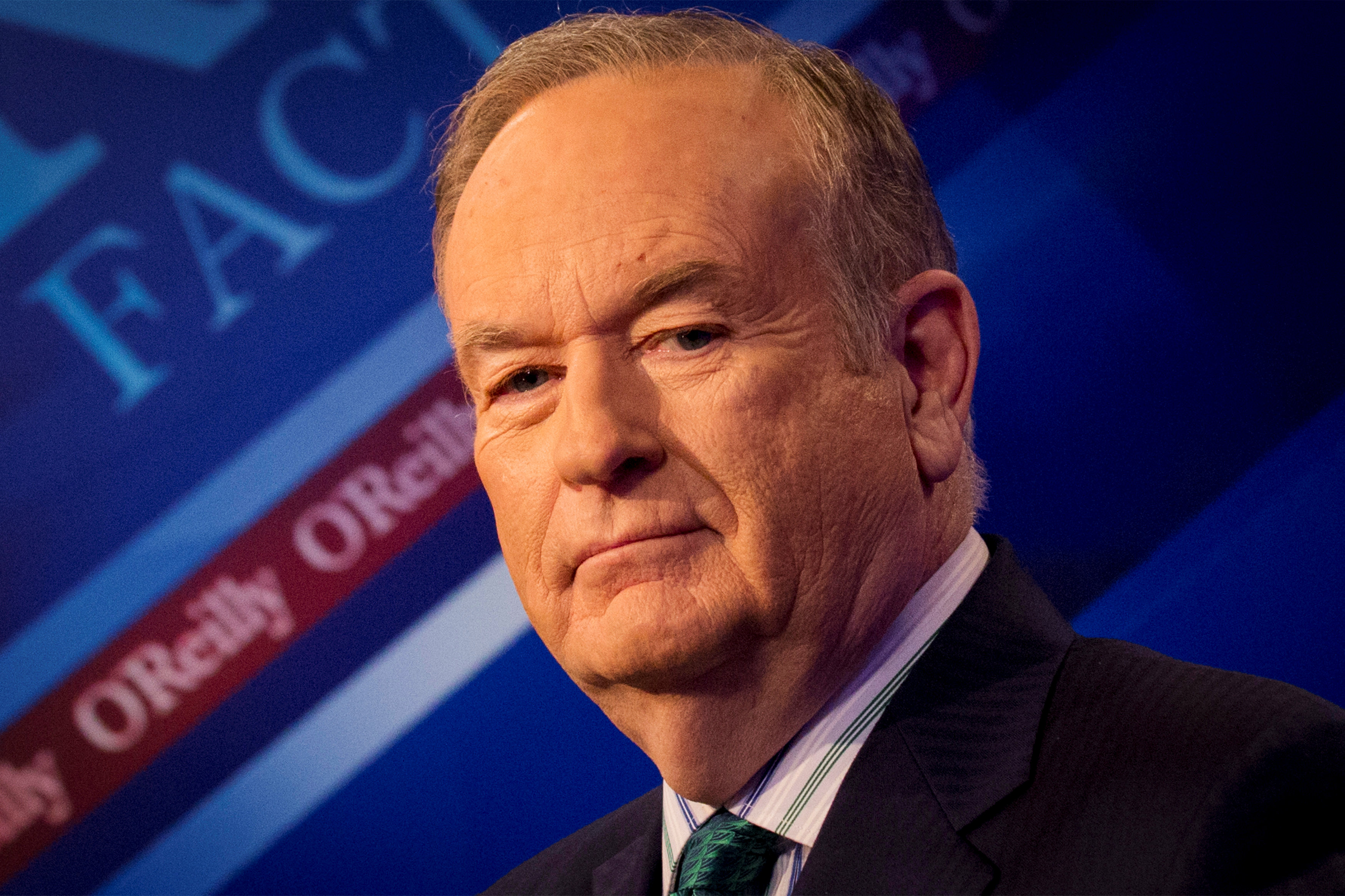 FOX News Drops Bill O'Reilly
