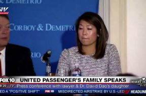 Dr. Dao's Lawyer: Dragging Incident More Horrifying Than Fleeing Vietnam