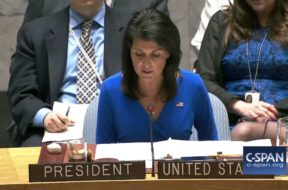 Nikki Haley to United Nations: If You Won't Act In Syria, We Will