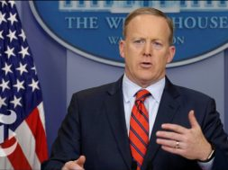Sean Spicer: Even Hitler Didn't Even Sink to Using Chemical Weapons