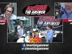 Chicago's Morning Answer Show Notes: Tuesday 5/16/2017
