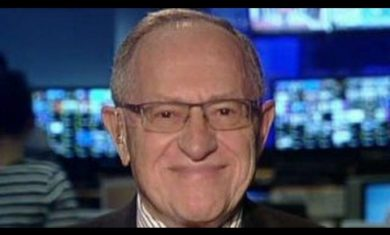 """Dershowitz Calls Special Counsel Mueller Good News For Trump: """"He's Going To Find No Crime"""""""