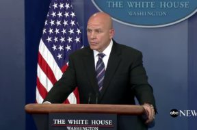 "McMaster: National Security ""Put At Risk"" By Leaks Like Washington Post Story"