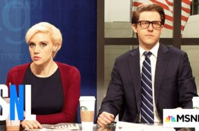 'Saturday Night Live' Takes On 'Morning Joe,' Scarborough And Brzezinski's Sexual Tension