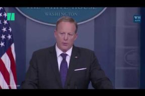 Sean Spicer Dodges Questions On Jared Kushner-Russia Meetings