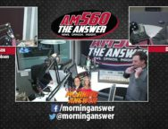 Chicago's Morning Answer Show Notes: Thursday 6/1/2017