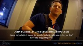 """CNN Producer Says Russia Story """"Mostly BS,"""" """"About Ratings"""""""