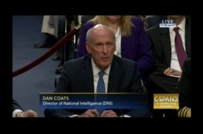 Intelligence Director Dan Coats: Trump Never Pressured Us Regarding Russia Probe