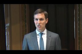 Jared Kushner Delivers Remarks at White House Event for Tech CEOs
