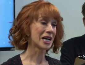 Kathy Griffin on Donald Trump Photo Scandal