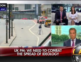"""Nigel Farage Warns: Expect """"Calls For Internment"""" Of 3,000+ Suspected Radical Islamists In UK"""