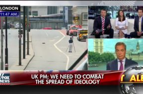 "Nigel Farage Warns: Expect ""Calls For Internment"" Of 3,000+ Suspected Radical Islamists In UK"