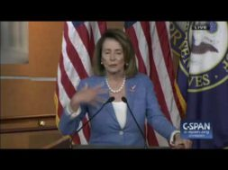 "Pelosi: I Am ""Master Legislator,"" ""Astute Leader""; ""Decision How Long I Stay Is Not Up To Them"""