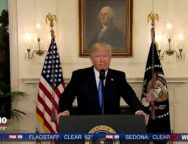 President Trump Delivers Statement On Congressional Baseball Practice Shooting