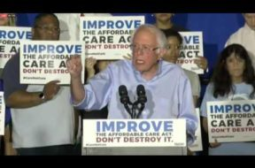 Bernie Sanders: GOP Health Care Bill Is Worse Than 9/11