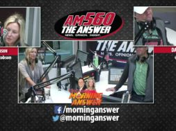 Chicago's Morning Answer Show Notes: Monday 7/24/2017
