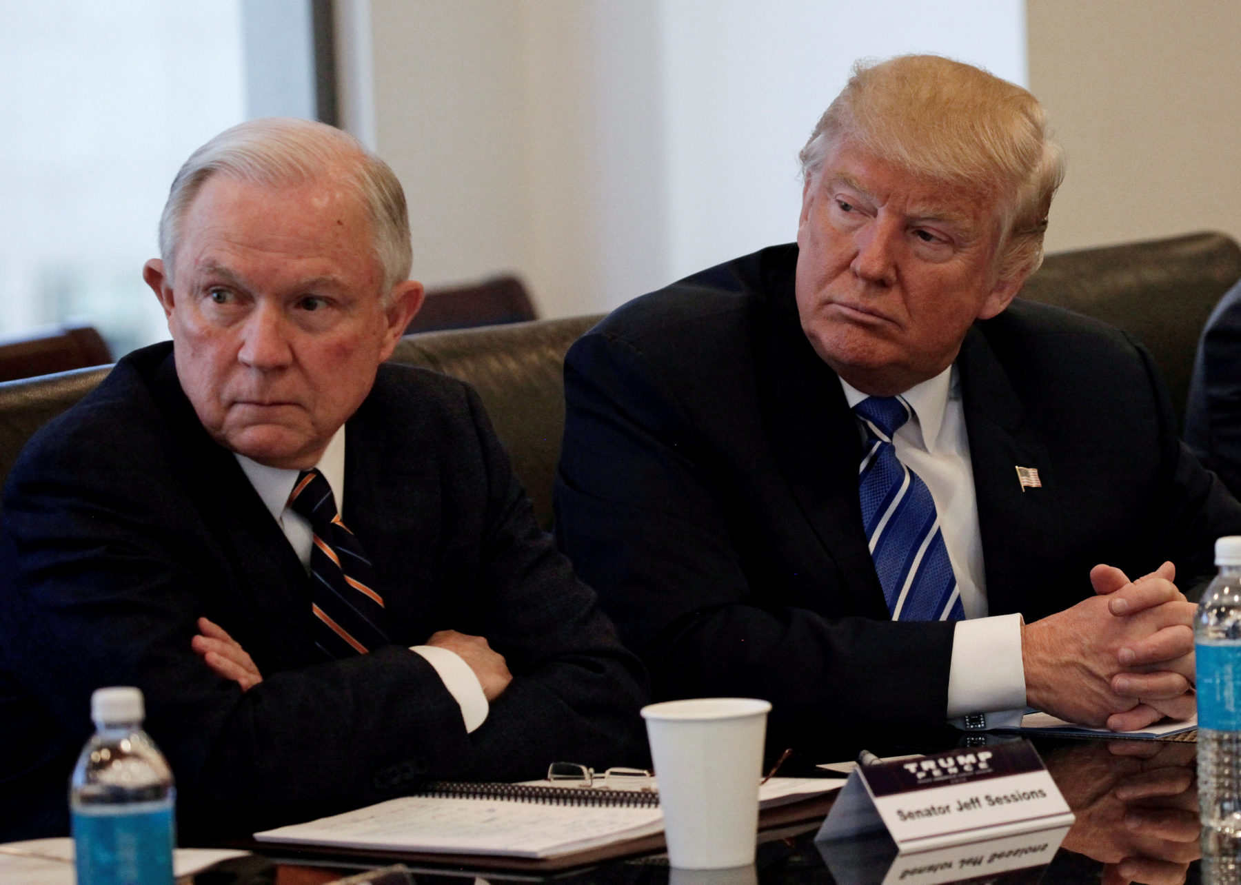 Andrew McCarthy:  Trump Has Himself, Not Sessions, to Blame for Mueller Investigation