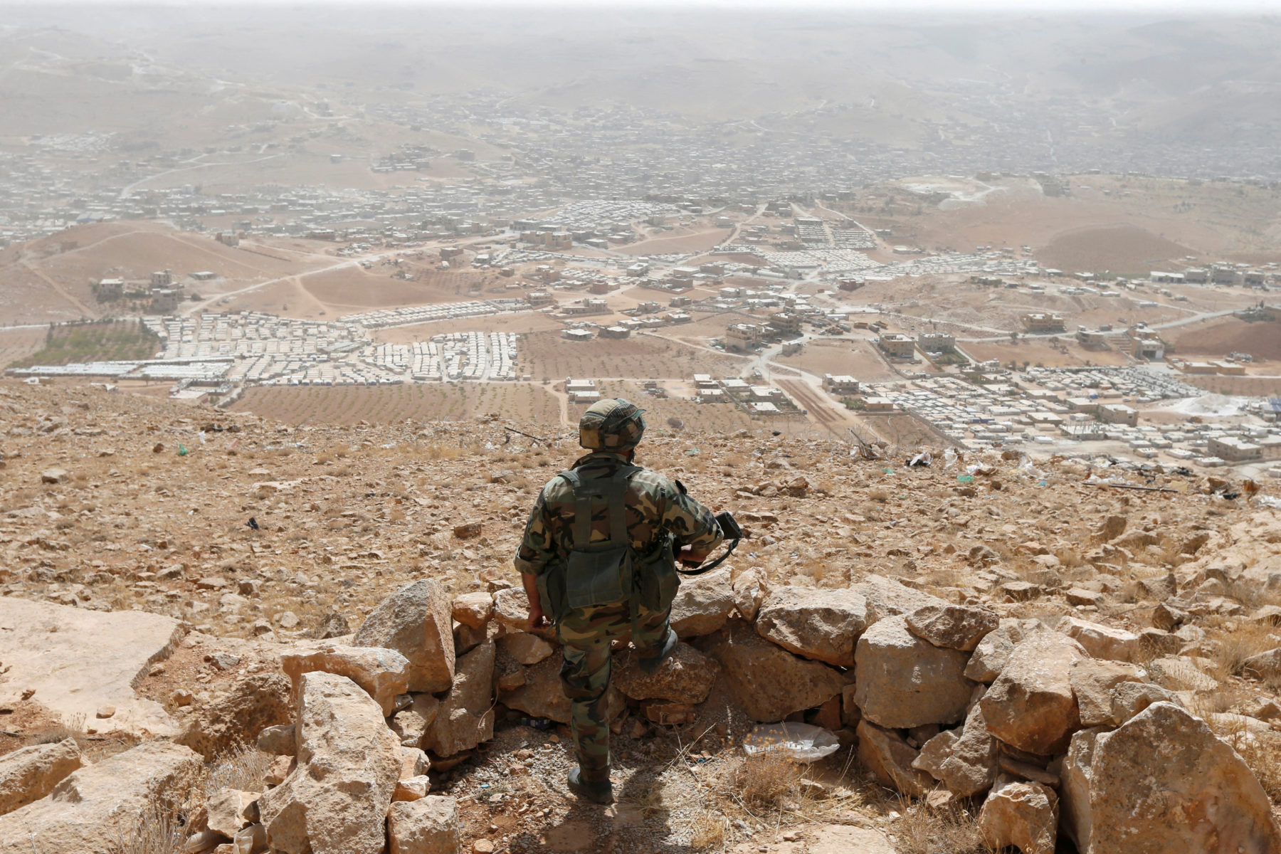 Jed Babbin: Time For A New Red Line In Syria