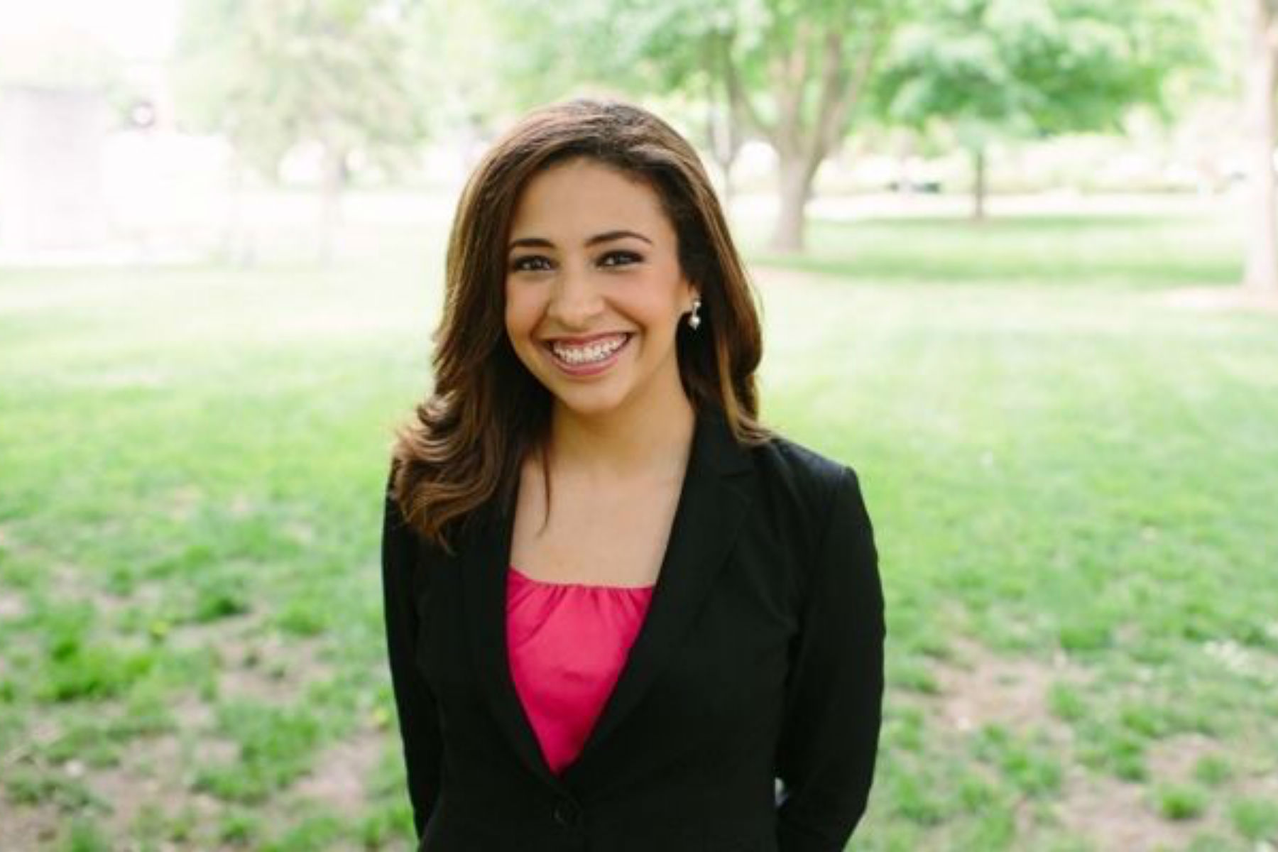 Illinois Attorney General Candidate Erika Harold