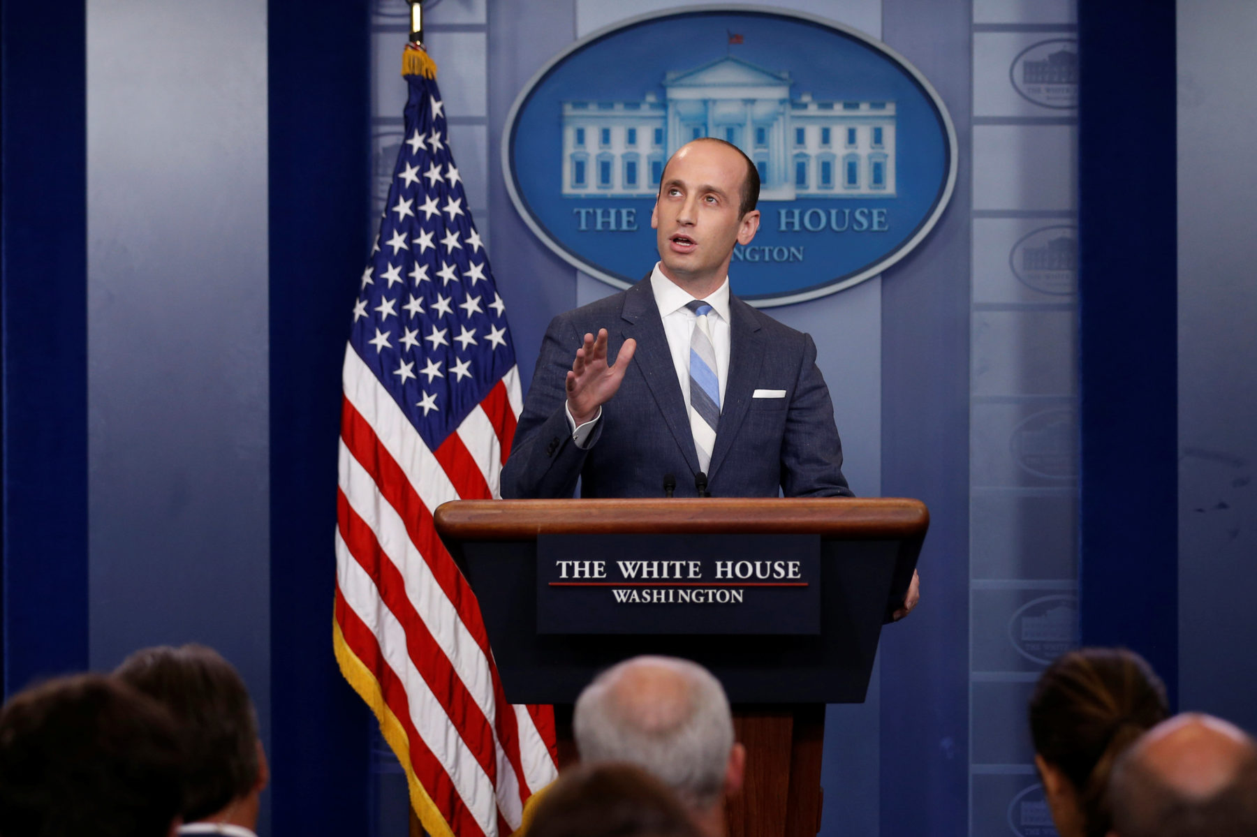 White House Unveils Plan To Change Legal Immigration
