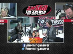 Chicago's Morning Answer Show Notes: Monday 9/25/2017
