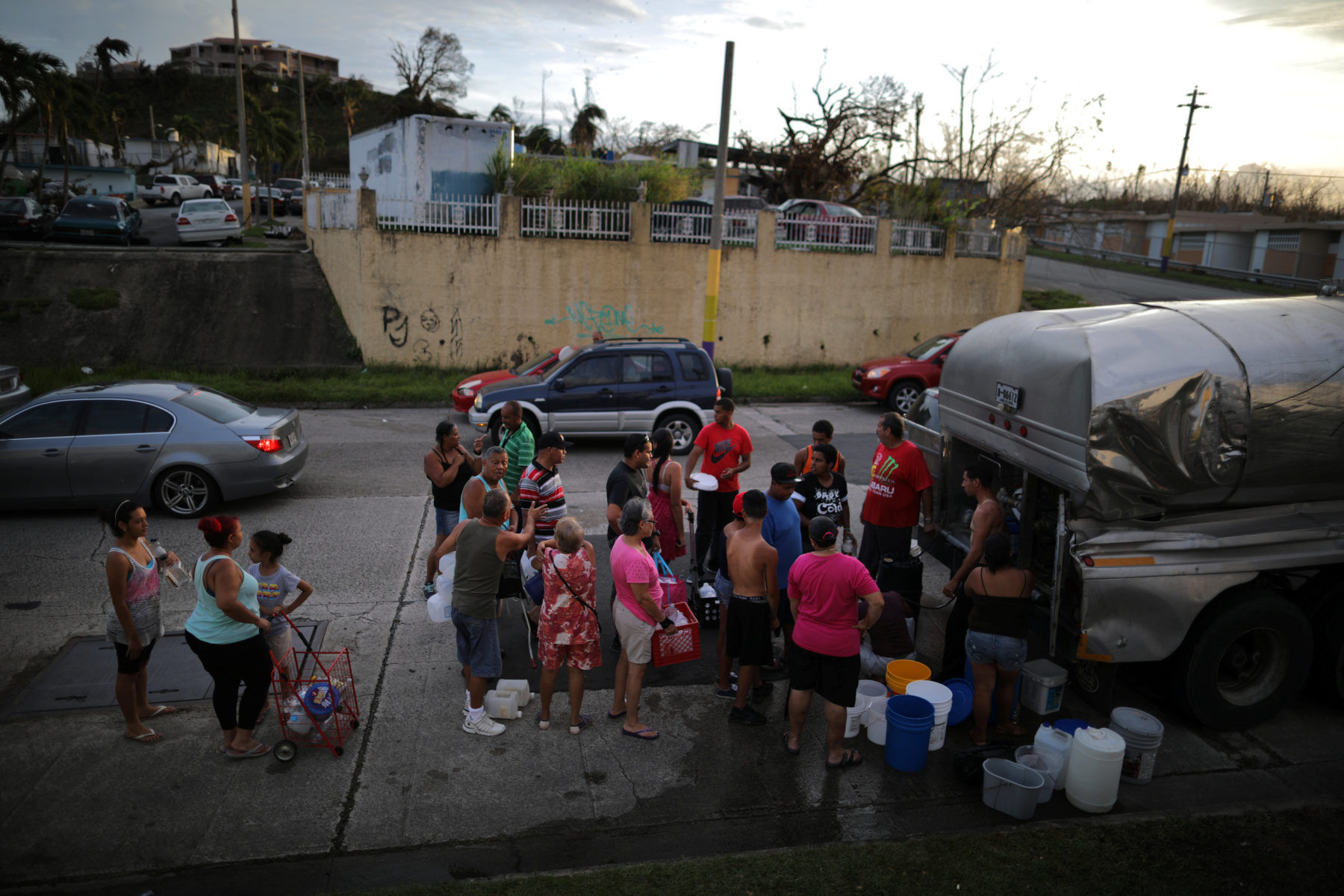 Jonah Goldberg On The Politics Of Puerto Rico Hurricane Response