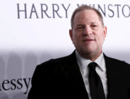 FILE PHOTO: Film producer Harvey Weinstein attends the 2016 amfAR New York Gala at Cipriani Wall Street in Manhattan, New York.