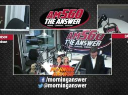 Chicago's Morning Answer Show Notes: Friday 10/20/2017