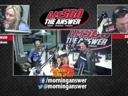 Chicago's Morning Answer Show Notes: Tuesday 10/10/2017
