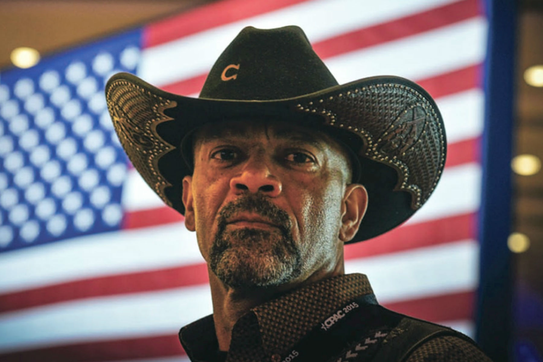 Former Milwaukee Sheriff David Clarke