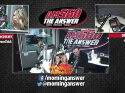 Chicago's Morning Answer Show Notes: Monday 11/6/2017