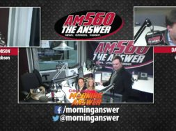 Chicago's Morning Answer Show Notes: Wednesday 11/1/2017
