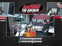 Chicago's Morning Answer Show Notes: Tuesday 11/7/2017