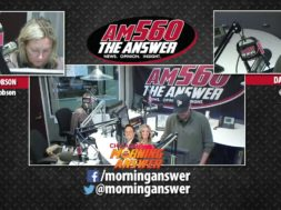 Chicago's Morning Answer Show Notes: Monday 11/13/2017