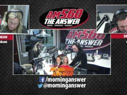 Chicago's Morning Answer Show Notes: Tuesday 11/14/2017