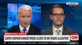 "Clinton Campaign Manager Robbie Mook Denies DNC Rigged 2016 Primary: ""Politics Is Politics"""