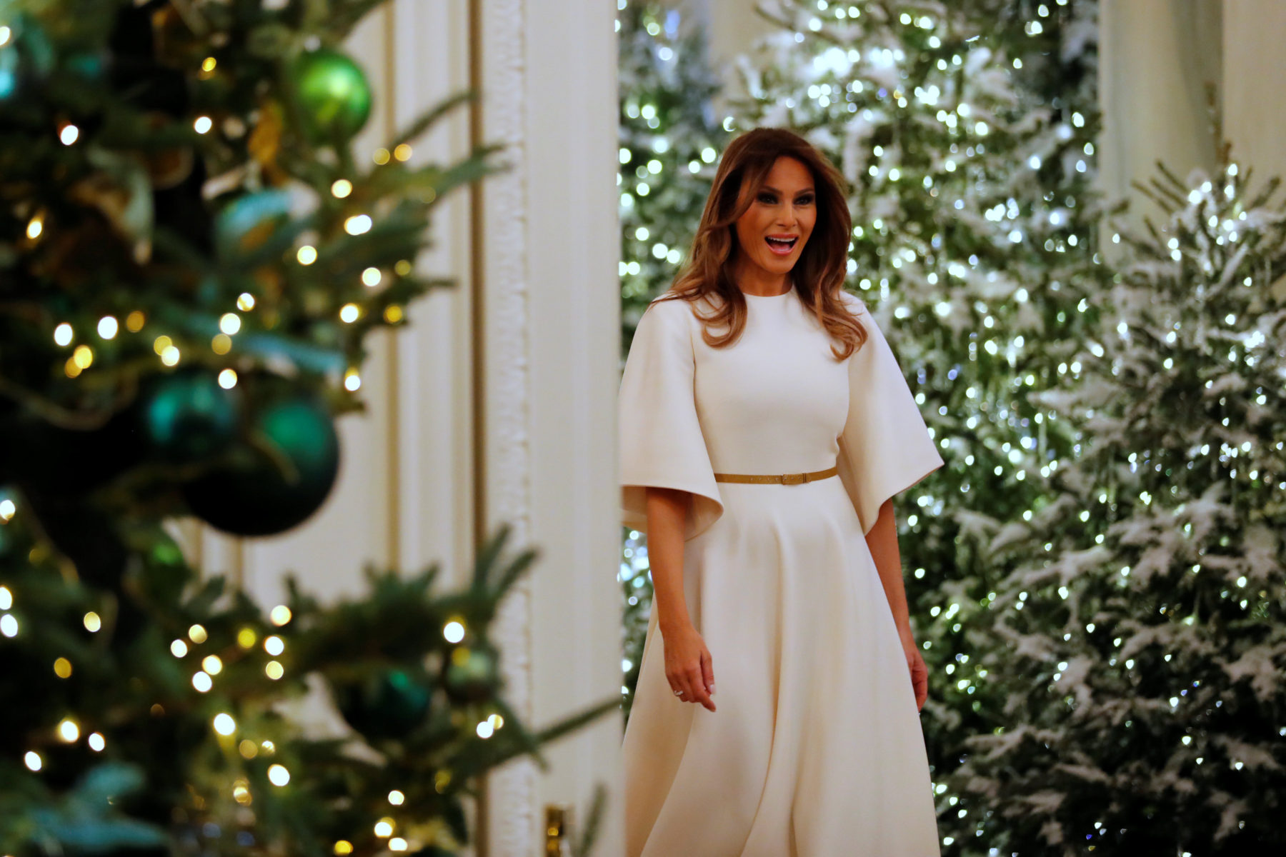 Kim Eggert from Park Ridge Shares Her Experience Decorating the White House for Christmas