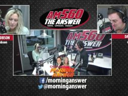 Chicago's Morning Answer Show Notes: Monday 12/4/2017